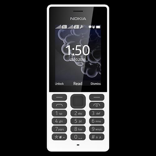 Nokia 150 DS White Dual Sim
