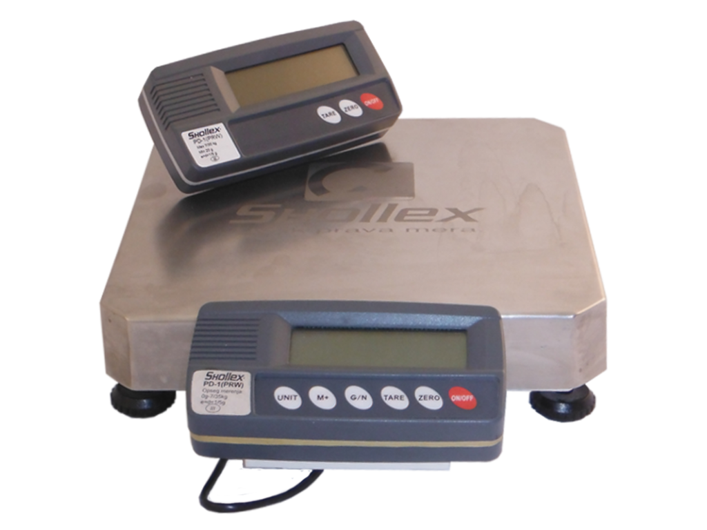 Shollex elektronska vaga model SHPD-1 (PRW)