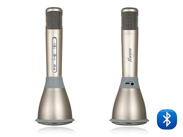 Xwave (X 5 M gold) Mikrofon sa BT zvucnikom