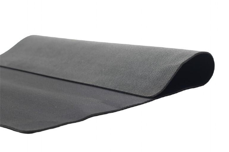 GEMBIRD MP-GAME-S Gejmerska podloga za misa od prirodne gume black 200x250mm