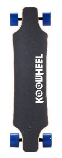 KooWheel D3M Skateboard Blue
