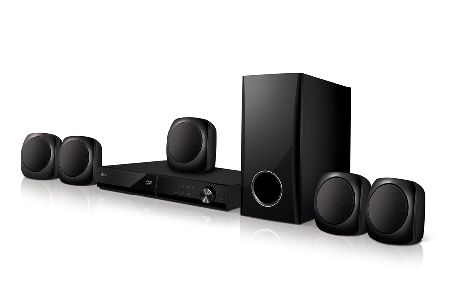 LG LHD427 DVD Home Theater