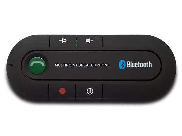 YET (YET-C4.1) Bluetooth bežični handsfree speakerphon set za automobil blue