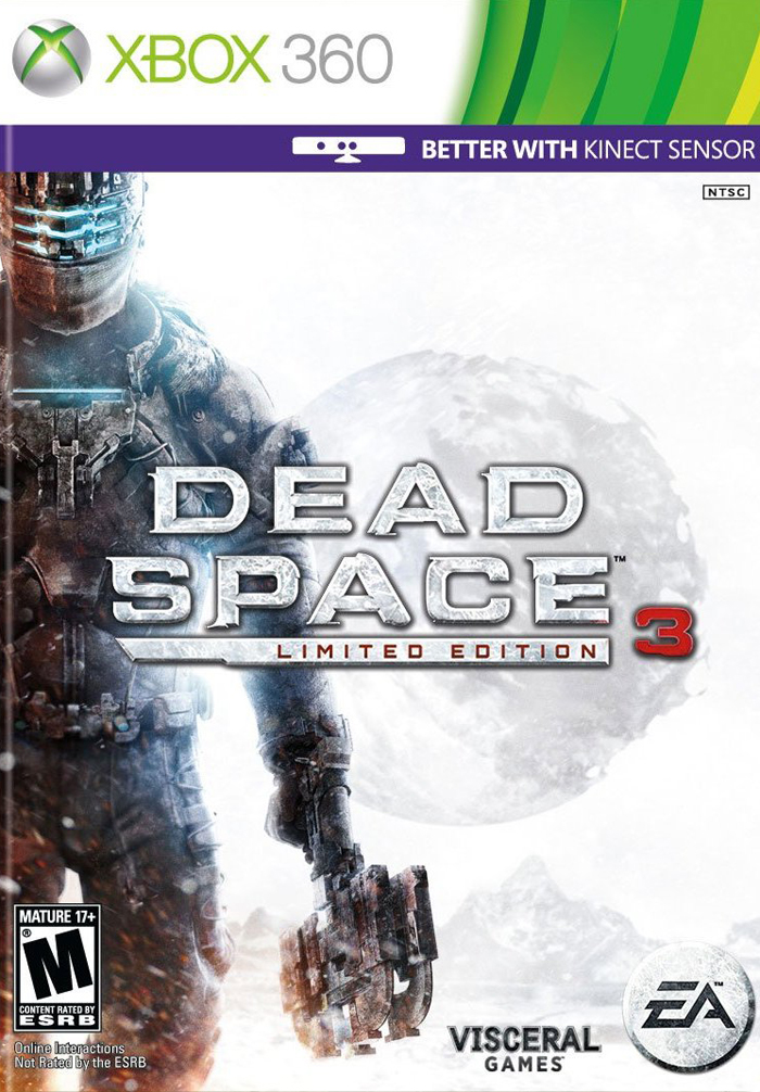 Electronic Arts XBOX360 Dead Space 3