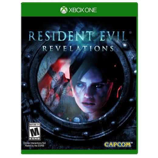 Capcom XBOXONE Resident Evil Revelations HD