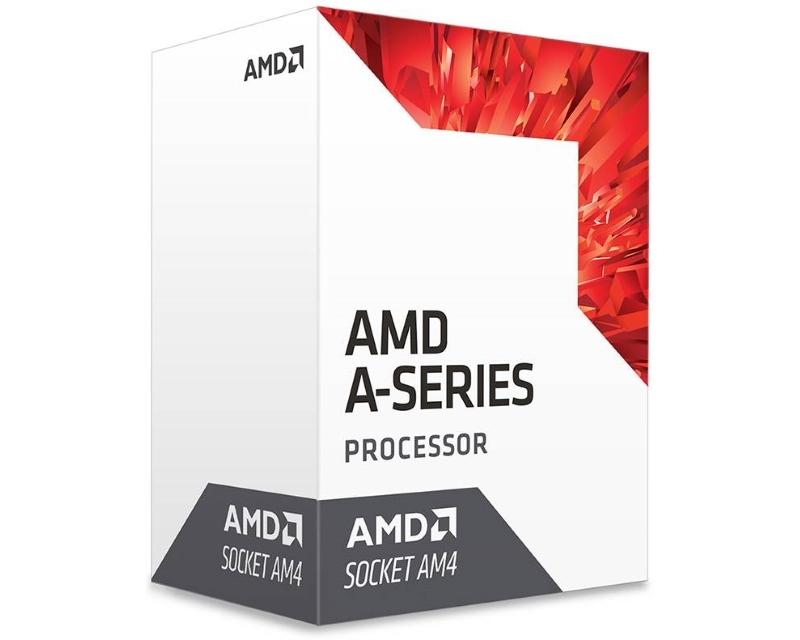 AMD AM4 A10-9700 4 cores 3.5GHz (3.8GHz) Radeon R7 Box