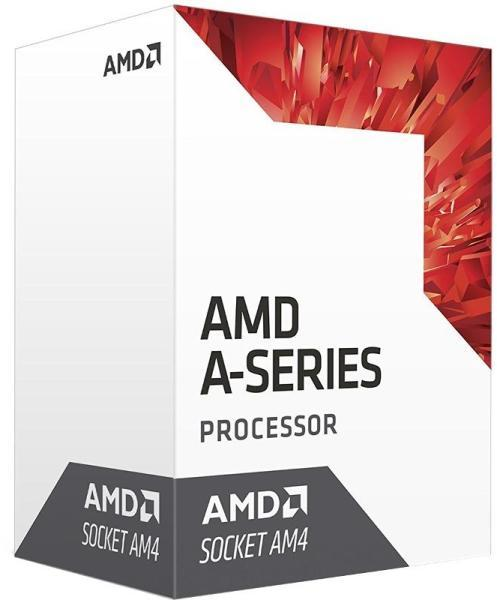 AMD AM4 A12-9800E 4 cores 3.1GHz (3.8GHz) Radeon R7 Box