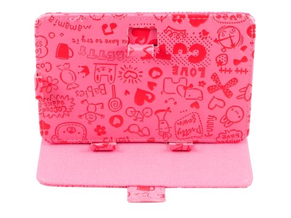 Xwave F7b Futrola za 7 tablet, roze boja