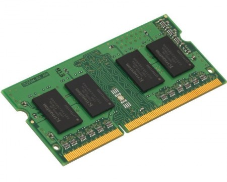 KINGSTON SODIMM DDR4 4GB 2400MHz KVR24S17S64BK