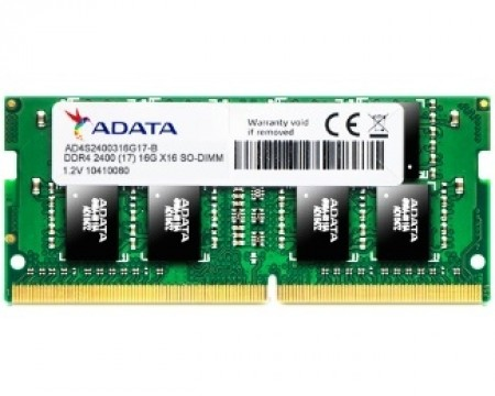 A-DATA SODIMM DDR4 8GB 2400Mhz AD4S240038G17-S