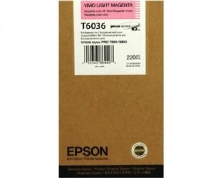 EPSON T6036 Vivid light-magenta kertridž