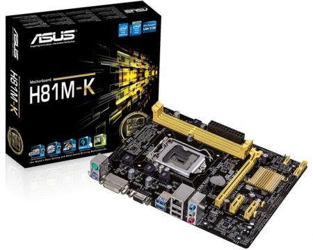 1150 ASUS H81M-K