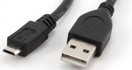 CCP-mUSB2-AMBM-0.5M Gembird USB 2.0 A-plug to Micro usb B-plug kabl 0.5m