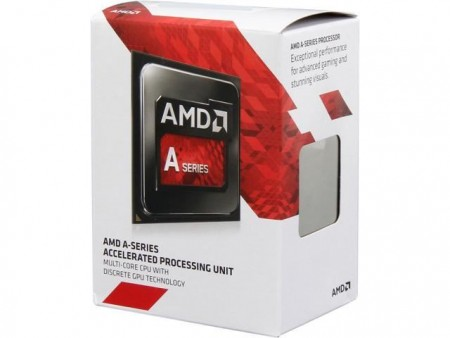 AM4 AMD A10 X4 9700 4 cores 3.5GHz Box