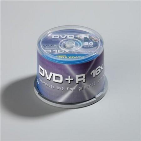Traxdata DVD+R CAKE 50 kom. Kapacitet  4.7 GB