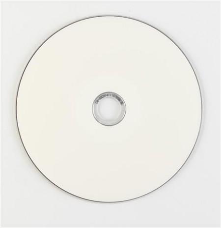 Traxdata DVD+R Printable CAKE 25 WHITE