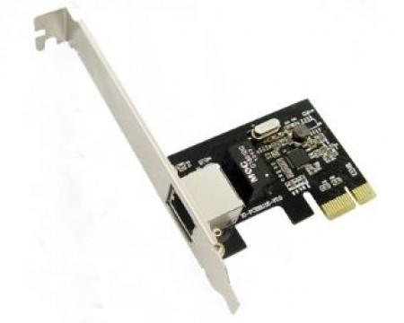 PCI Express Kontroler E-green 1-port Gigabit Ethernet