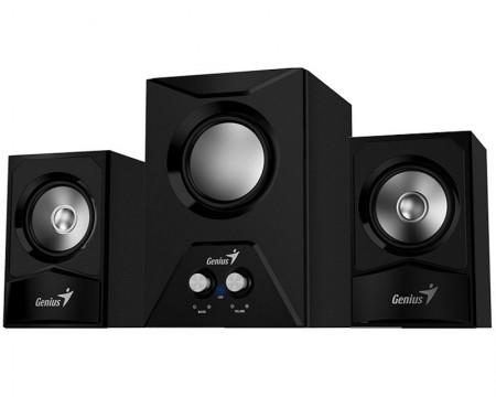 GENIUS SW-2.1 385 2.1 crni zvučnici