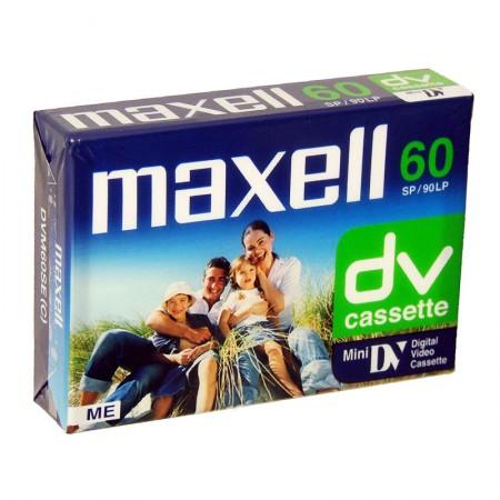 Maxell DVM 60 mini DV kaseta