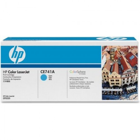HP Toner Cyan CLJ CP5225 [CE741A]