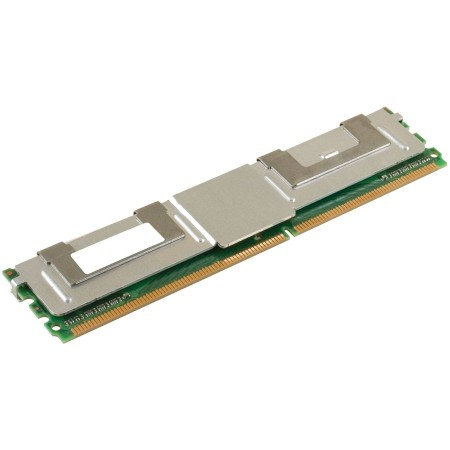 Crucial RAM 2GB DDR2 667MHz (PC2-5300) CL5 Fully Buffered ECC FBDIMM 240pin (CT25672AF667)