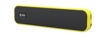 Click BS-L1-Y Zvučnik bluetooth, sa mikrofonom, žuti
