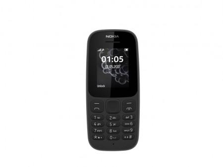 Nokia 105 Black SS