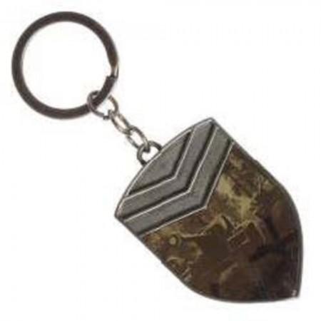 Activision Blizzard CoD WW2 Keychain