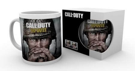 Activision Blizzard CoD WW2 Key Art Standard Mug