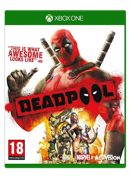 XBOXONE Deadpool (024239)