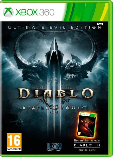 XBOX360 Diablo 3 Ultimate Evil Edition (D3 + Reaper of Souls) (020444)
