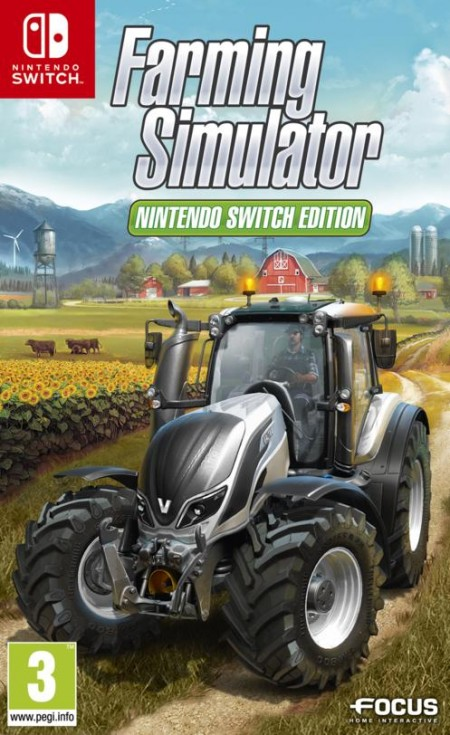 Focus Home Interactive Switch Farming Simulator 17