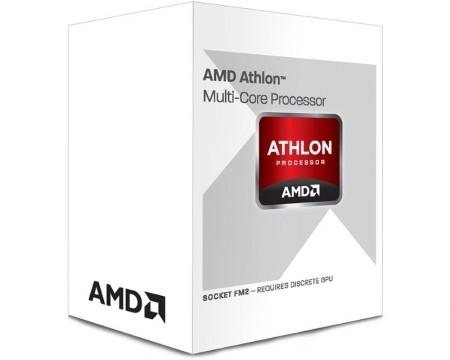 AMD FM2+ Athlon X4 840 4 cores 3.1GHz (3.8GHz) Box