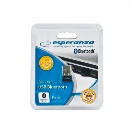 Esperanza EA101 Bluetooth 2.1 + EDR dongle USB