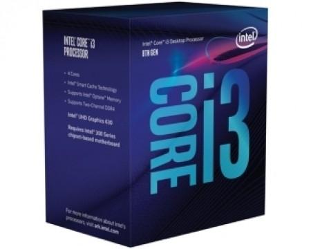INTEL Core i3-8300 4-Core 4.0GHz Box