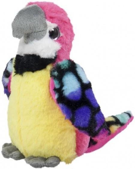 Pliš šarena Papagaj