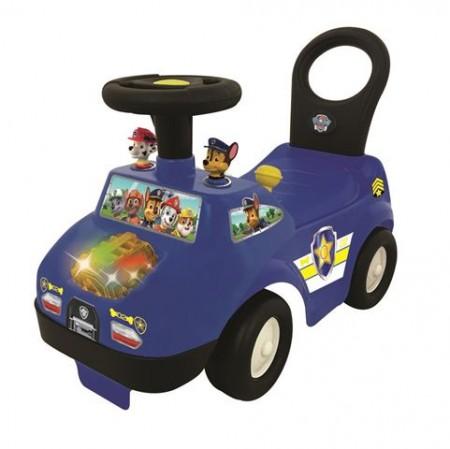 Guralica je namijenjena djeci od 12 do 36 mjeseci. Vaše dijete zabavljat će u vožnji šarena svjetla i zvukovi. Proizvod radi na baterije (2