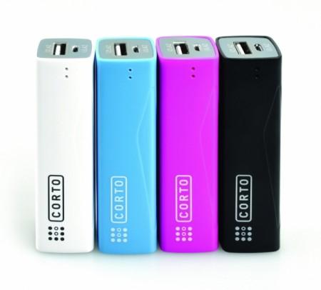 CORTO EB-260 Pink ext. baterija