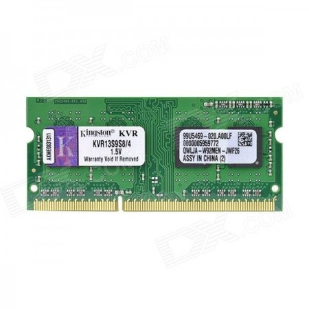 Kingston SO-DIMM DDR3 4GB 1333 MHz CL9 KVR13S9S8/4
