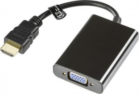 HDMI na VGA+USB+audio 0.2m