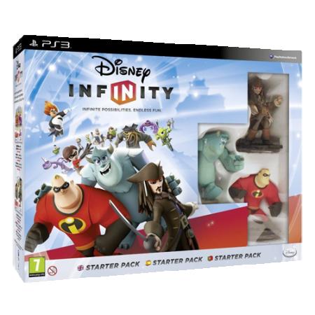 PS3 Infinity Starter Pack