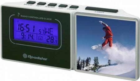 ROADSTAR CLR-450R Radio budilnik