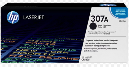 HP Toner Black CLJ CP5225 [CE740A]