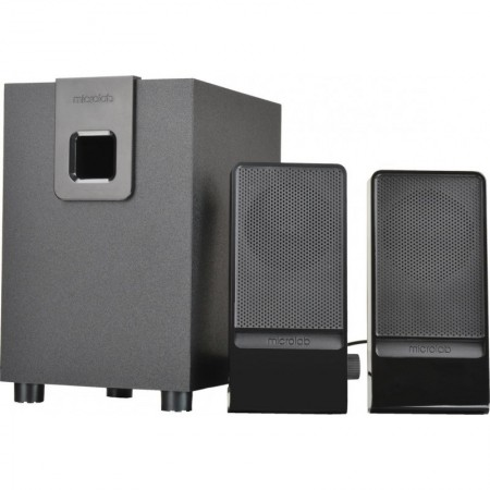 Microlab M100 2.1 Black