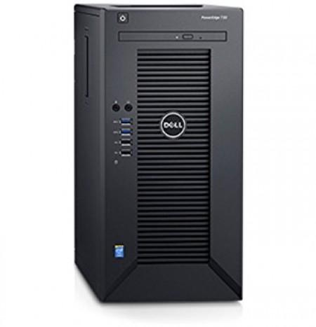 DELL PowerEdge T30 Xeon E3-1225v5 4-Core 3.3GHz (3.7GHz) 8GB 1TB
