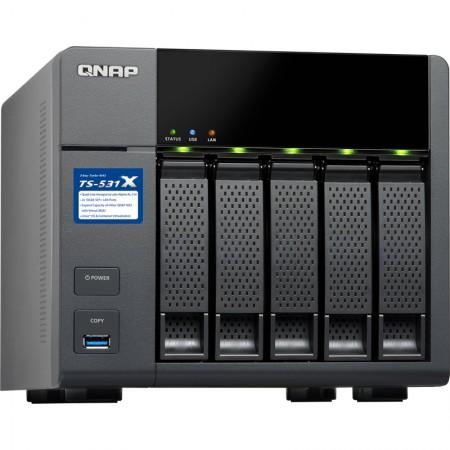 QNAP TS-531X-2G Storage