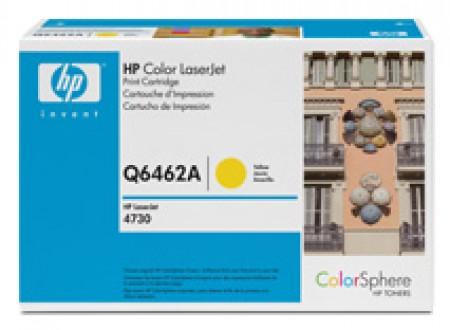 HP Toner Yellow CLJ 4730mfp [Q6462A]