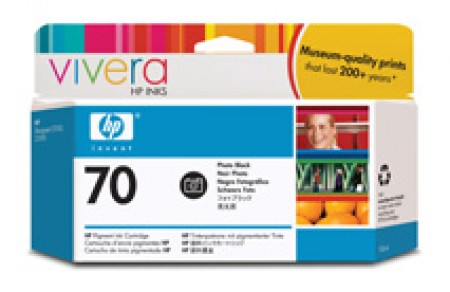 HP No.70 130 ml Photo Black Ink Cartridge za Z2100/Z3100 [C9449A]