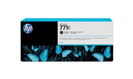 HP No. 771C 775-ml Matte Black Designjet Ink Cartridge za Ploter Z6200[B6Y07A]