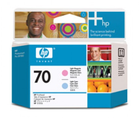 HP No.70 Light Cyan and Light Magenta Printhead za Z2100/Z3100 [C9405A]